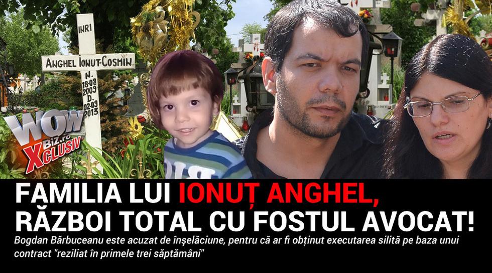 Familia lui Ionut Anghel,...