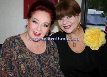 Ce pensii mici aveau Stela Popescu si Cristina Stamate! Cele doua mari actrite si-au petrecut viata pe scena, insa veniturile lor la batranete erau infime!