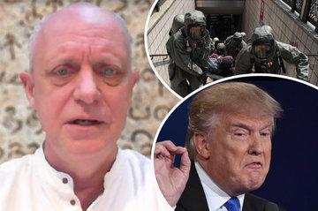 Clarvazatorul care a prezis presedintia lui Trump lanseaza un avertisment pentru 2018 care va inspaimanta intreaga omenire