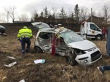 Accident teribil, in urma cu putin timp! Gabriela a murit pe loc