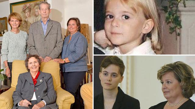 Ea e nepoata secreta a Regelui Mihai! Tanara locuieste in Franta si abia a implinit 18 ani! Poarta numele a doua regine ale Romaniei