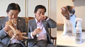 A fost lansat un parfum cu miros de pisica. Afla cat costa acesta