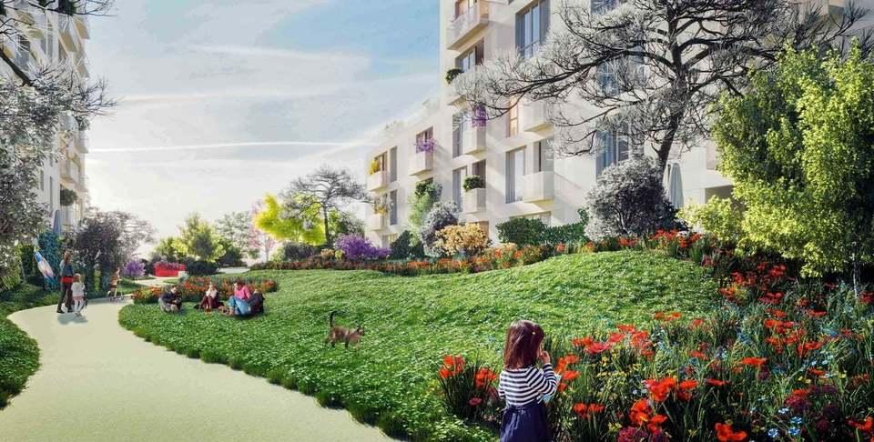 Aviaţiei Park un nou proiect rezidenţial situat în Nordul Capitalei dezvoltat de Forte Partners