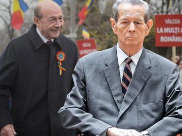 """Traian Basescu l-a numit pe Regele Mihai """"sluga la rusi"""": """"A fost un act de tradare din partea Regelui!"""" Vezi cand s-a intamplat incidentul!"""