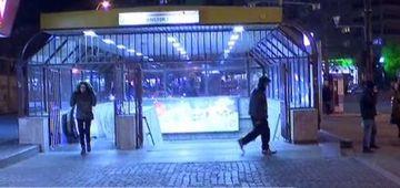 Primele explicatii oferite de Metrorex dupa producerea tragediei de la metrou