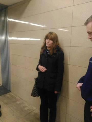 Criminala de la metrou le-a ras in nas medicilor! Detalii uluitoare din prima seara petrecuta de Magdalena Serban in spitalul Penitenciarului Jilava! Cum s-a comportat in prima noapte de arest EXCLUSIV