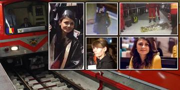 Politia face dezvaluiri socante din ziua crimei de la metrou! Au relatat, pas cu pas, tot ce a facut Magdalena Serban