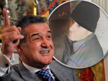 """Gigi Becali il trimite pe pedofilul-politist la biserica: """"Demonii l-au pus sa faca asta. Acest om e posedat"""""""