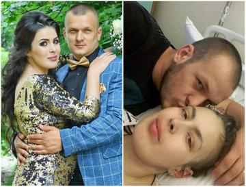 Adrian Manea, sotul mamicii de 23 de ani care a murit de cancer, a facut un gest sfasietor