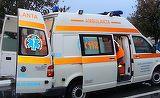 Accident infiorator in Capitala! O persoana a murit pe loc, iar o alta a ajuns in stare grava la spital