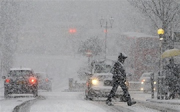 """Iarna îşi intră în drepturi! Avertismentul meteorologilor: """"Temperaturile vor scădea până la -20 de grade!"""" Care sunt zonele afectate"""