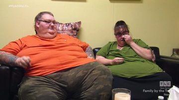 Au decis sa slabeasca pentru a putea face sex pentru prima oara dupa 11 ani. Cum arata acum?