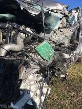 Destin frânt! Un tânăr de 21 de ani a murit într-un accident cumplit! Totul s-a întâmplat din cauza vitezei excesive