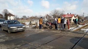 Accident teribil în apropiere de Oradea! O persoană a murit, iar alta a fost transportată în stare gravă la spital