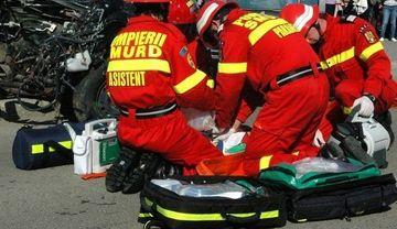 Accident grav in Constanta! Zece masini avariate si o persoana ranita