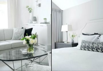 Apartament all white! Cum sa-ti decorezi casa in alb pentru a da impresia de spatiu