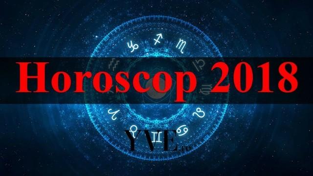 Horoscopul anului 2018 de la A la Z. Va fi un an cu multi bani pentru unele zodii, dar si cu cateva ghinioane care se tin in lant