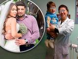 """Mama lui Alexei Mitachi, stomatologul ucigas: """"M-am saturat de bani si de babe...Acum cu familia si nepotii!"""" Primele imagini cu Maria Mitachi, care a lucrat trei ani in Italia FOTO"""