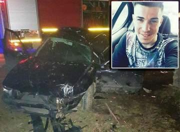 Un fotbalist a murit intr-un cumplit accident rutier, in Gorj! Urma sa implineasca 20 de ani