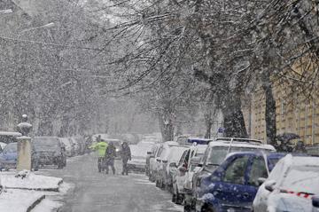 Anuntul facut acum de meteorologi pentru Bucuresti! Cat de mult va ninge pana miercuri in Capitala