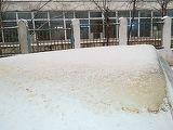 Fenomen meteo straniu la Braila! Zapada este galbena-rosiatica! Un artist de la noi a publicat imaginile pe net!