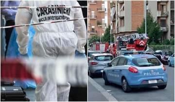 Caz socant in Italia! Doi tineri romani, impuscati intr-un apartament din Milano!  Ipoteza anchetatorilor