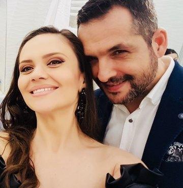 """Aniversare pentru Madalin Ionescu si Cristina Siscanu! """"Te voi iubi intotdeauna"""""""