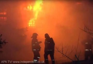 Incendiu grav intr-un club din China. 18 oameni au murit si 5 au fost raniti