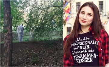 Ea este tanara gasita moarta, pe jumatate dezbracata, intr-o padure din Botosani! Petronela (18 ani) a fost ucisa de un tanar de 16 ani