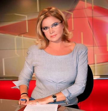 "Multumiri emotionante aduse de Cristina Topescu in numele tatalui ei, Cristian Topescu. ""El ce-ar fi zis?"""