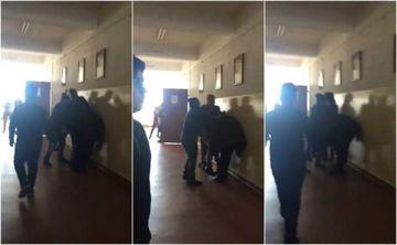 Incredibil! Mama unei eleve a batut doi baieti de clasa a VIII-a chiar in incinta scolii din Botosani
