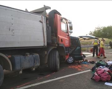 Cine sunt cei 7 romani morti in accidentul din Ungaria. A fost activata celula de criza