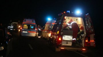 Accident grav in Buftea! Un copil de 6 ani a murit si alte cinci persoane au fost grav ranite