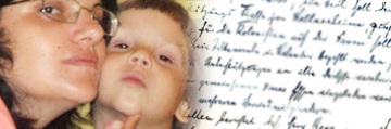 Nu il poate uita! Mama lui Ionut Anghel, copilul sfasiat de caini, ii scrie, si acum, poezii | DEZVALUIRI