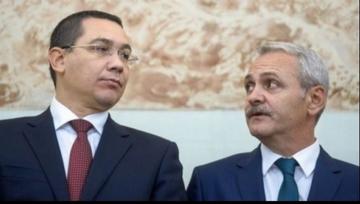"Ponta, reactie acida: ""Ii rog pe fostii mei colegi sa stearga repede MIZERIA! Sunt gandite de un sobolan adus de Dragnea. Va rog reactionati"""