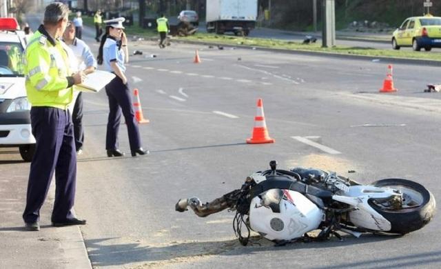 Accident grav in Bucuresti! Doua persoane au fost ranite