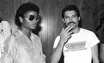Nu i-ai ascultat niciodata cantand impreuna! Duet inedit intre Michael Jackson si Freddie Mercury!
