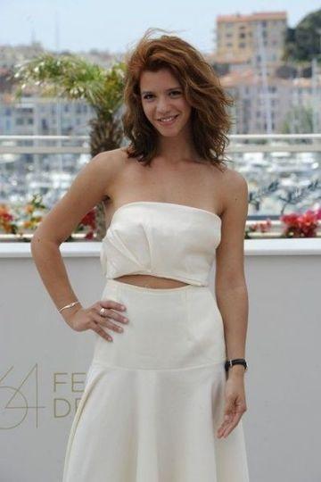 Ada Condeescu a baut sampanie cu Angelina Jolie. VEZI detalii despre momentul unic al romancei