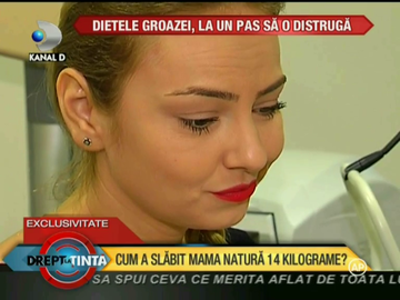 """Mama Natura"" si-a distrus sanatatea ca sa slabeasca! Roxana Ionescu a scapat de 14 kilograme infometandu-se: ""Am ramas blocata in pat"""