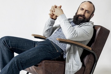 "Actorul din Suleyman Magnificul: ""O sa fie ciudat sa traiesc fara ele"" - VEZI la ce se refera si cand isi va rade barba"