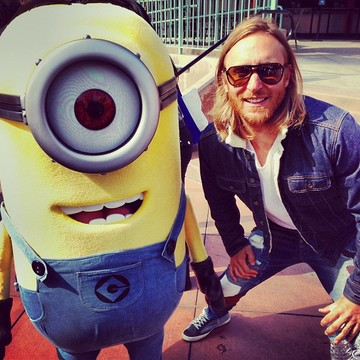 David Guetta sustine o campanie umanitară!
