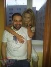 """Beyonce de Romania s-a iubit intai cu un """"imparat"""", apoi cu un """"rege""""! Inainte sa aiba o relatie cu manelistul Nicolae Guta, Madalina a fost """"gagica"""" lui Florin Salam"""