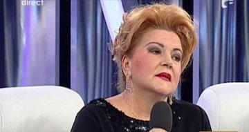 "Maria Carneci, in doliu! ""Totul s-a petrecut in somn, creierul era inundat de sange"""