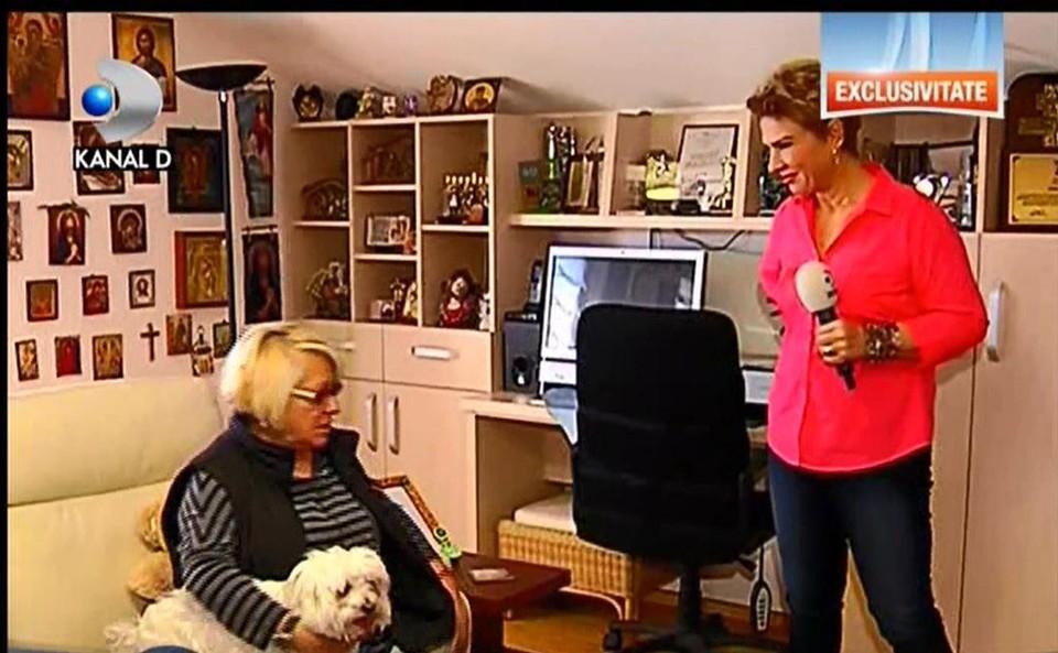 """VIDEO Uite in ce vila sta Mirabela Dauer! """"In sfarsit, am si eu baia mea"""""""