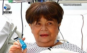 Cristina Stamate nu are voie sa iasa din casa dupa operatia la inima! Uite ce restrictii i-au pus medicii!