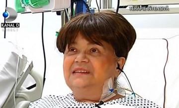 """Cristina Stamate, decizie soc la doua luni de la operatia pe cord! """"Poate e putin prea devreme"""""""