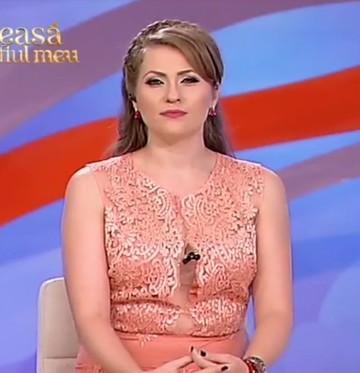 EXCLUSIV! Am aflat de ce nu a reusit sa slabeasca Mirela Boureanu Vaida! Ce face prezentatoarea tv de cand a nascut si are interzis la dieta?