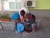 VIDEO EXCLUSIV | Ioana Tufaru si-a scos bebelusul din spital! Avem primele imagini! Uite cum doarme Luca in bratele taticului Ionut