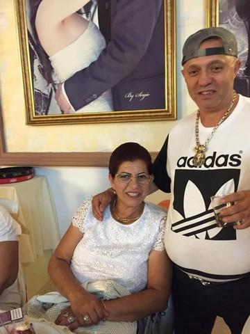 FOTO Mariana, sultana lui Nicolae Guta, a facut Revelionul cu fiul Nicoletei