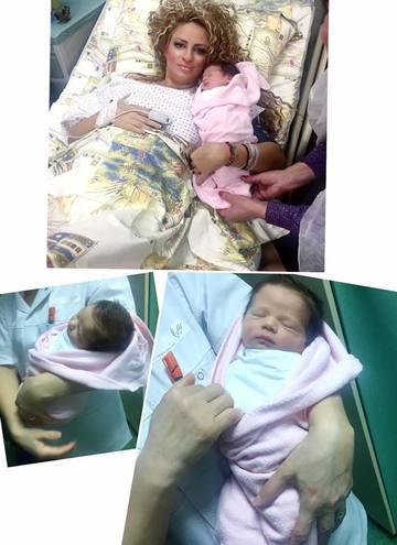 Foto   Ce frumoasa e micuta Sanzianei Buruiana! Uite-o pe fetita cum doarme in paturica roz